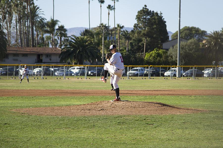 The Channels City College Baseball Sweeps Napa Valley In Opening Series
