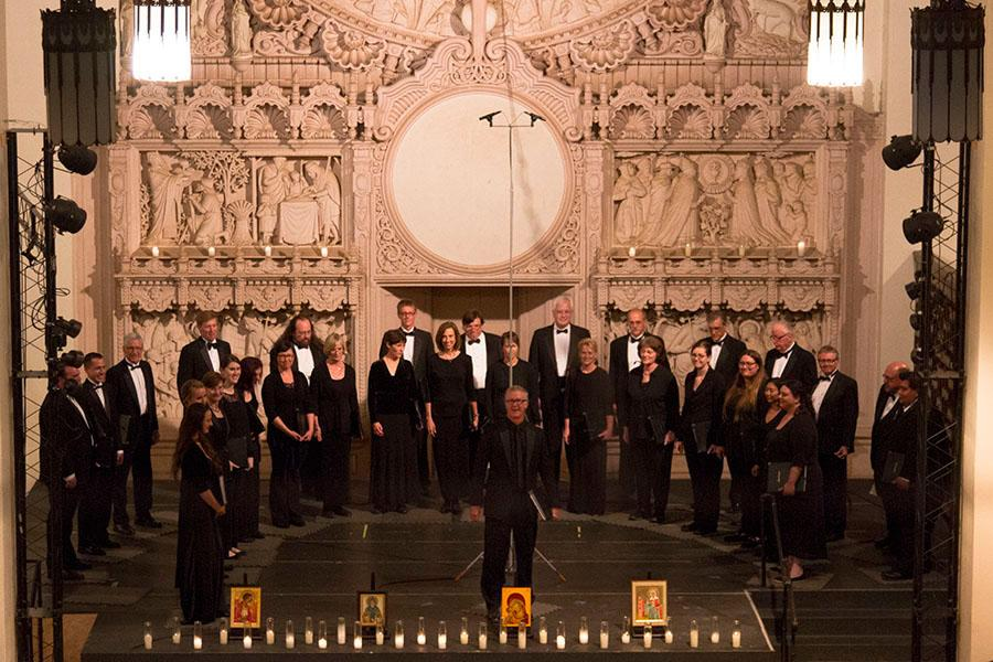 The Channels : Quire of Voyces performs final concerts of season