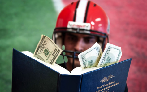 Get off your high horse, NCAA, and fork over the money