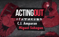 Acting Out Presents: Rappers C.J. Amparan, Miguel Sahagun