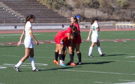 Extra time goal secures victory for SBCC women's soccer
