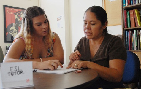 Swedish native uses linguistic experience to tutor in ESL
