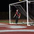 Vaquero goalkeeper Kasey Jensen (No. 1) watches the game-winning goal slip in the net to close out the season against the Rio Hondo College Roadrunners in a shootout Saturday, Nov. 22 at La Playa Stadium in Santa Barbara. City College lost in the first round of state playoffs 5-4.