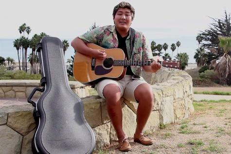 Local songwriter gives back with his love of music and performing
