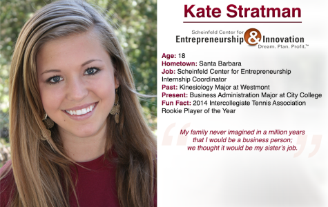 Promising entrepreneur student gets internship at City College