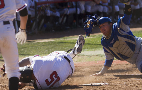 Vaqueros lose pitching duel to Oxnard, fall to second place