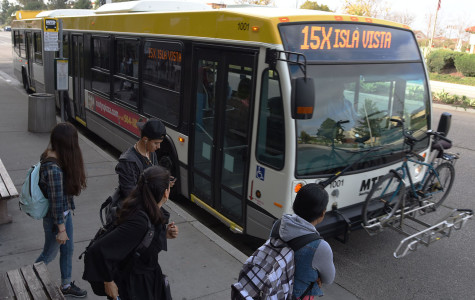 Santa Barbara Bus system to improve service from IV to SBCC