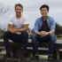 Trevor Leung and Andre Hale, founders of the new Young Entrepreneurs club, are having their first club meeting Thursday, April 23, on West Campus at City College. 'We want to provide entrepreneurial skills that the school doesn't offer,' Leung says.