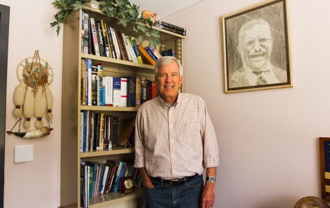 History professor turns new page after 11 year career