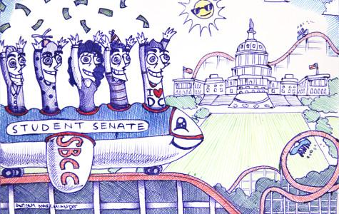 Student senate shouldn't spend a third of its budget on D.C. trip