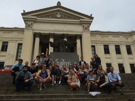 SBCC students study Spanish and culture abroad in Cuba