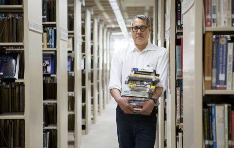 Meet your Librarians: Paul Fleischer, Library Technician