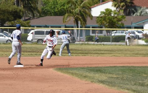 City College Vaqueros baseball wins 7-3 against Allen Hancock