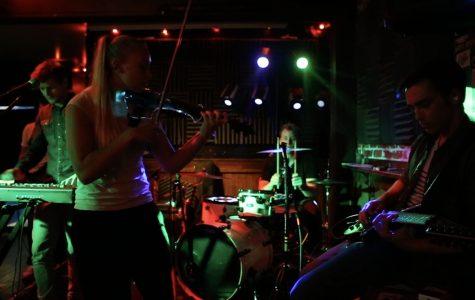 SBCC electro-pop band breaks into local scene