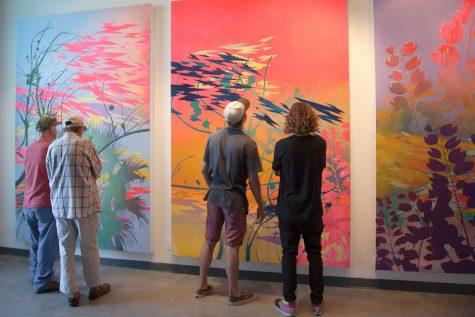 California drought seen through abstract lens in SBCC art exhibit
