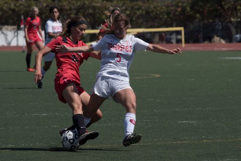 SBCC women's soccer outplay Bakersfield in third straight win