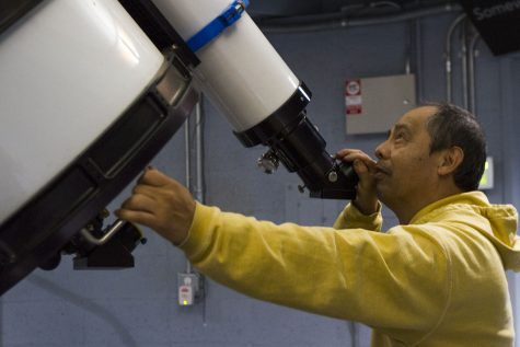 New and massive telescope take SBCC students out of this world