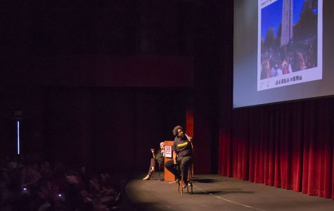 W. Kamau Bell visits SBCC, discusses racism after election