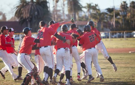 Vaqueros baseball opens season with a home win