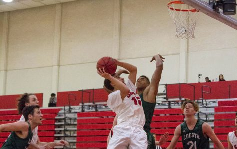 SBCC men's basketball loses to Cuesta in double overtime