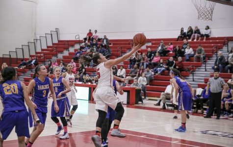 Lady Vaqueros redeem themselves against Allan Hancock in home game