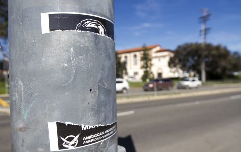 White supremacy posters near SBCC cause concern