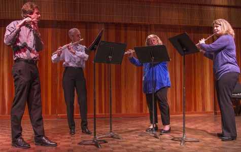 Chamber Winds group concert blows away Fe Bland Forum