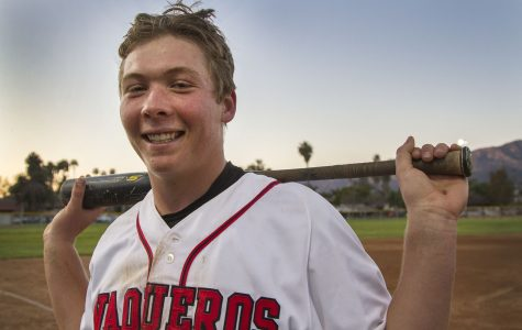 SBCC freshman baseball player leads team in batting averages