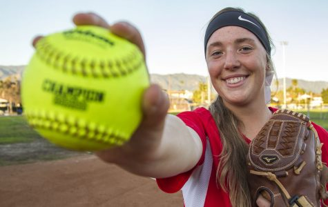 Freshman softball star ranks fourth in WSC for hits and RBI's