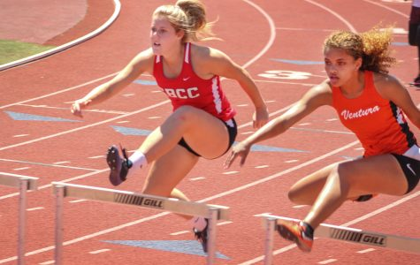 SBCC track and field host Easter Open, place fourth and third