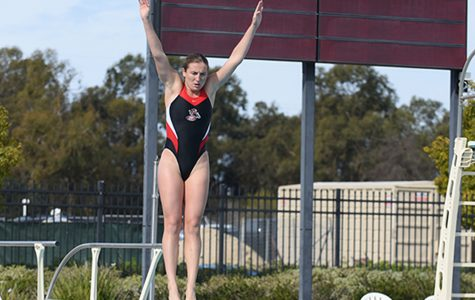 Undefeated freshman sets the bar for future of SBCC diving