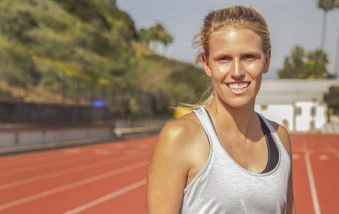 Swiss track athlete broke heptathlon school record