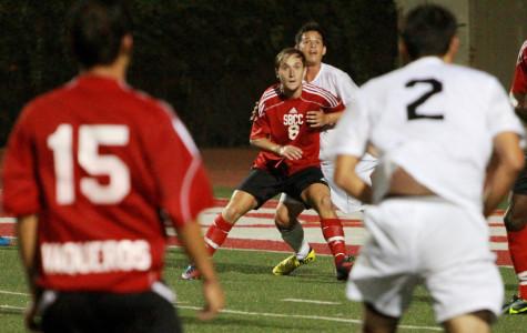 Vaqueros soccer battles Glendale to scoreless draw