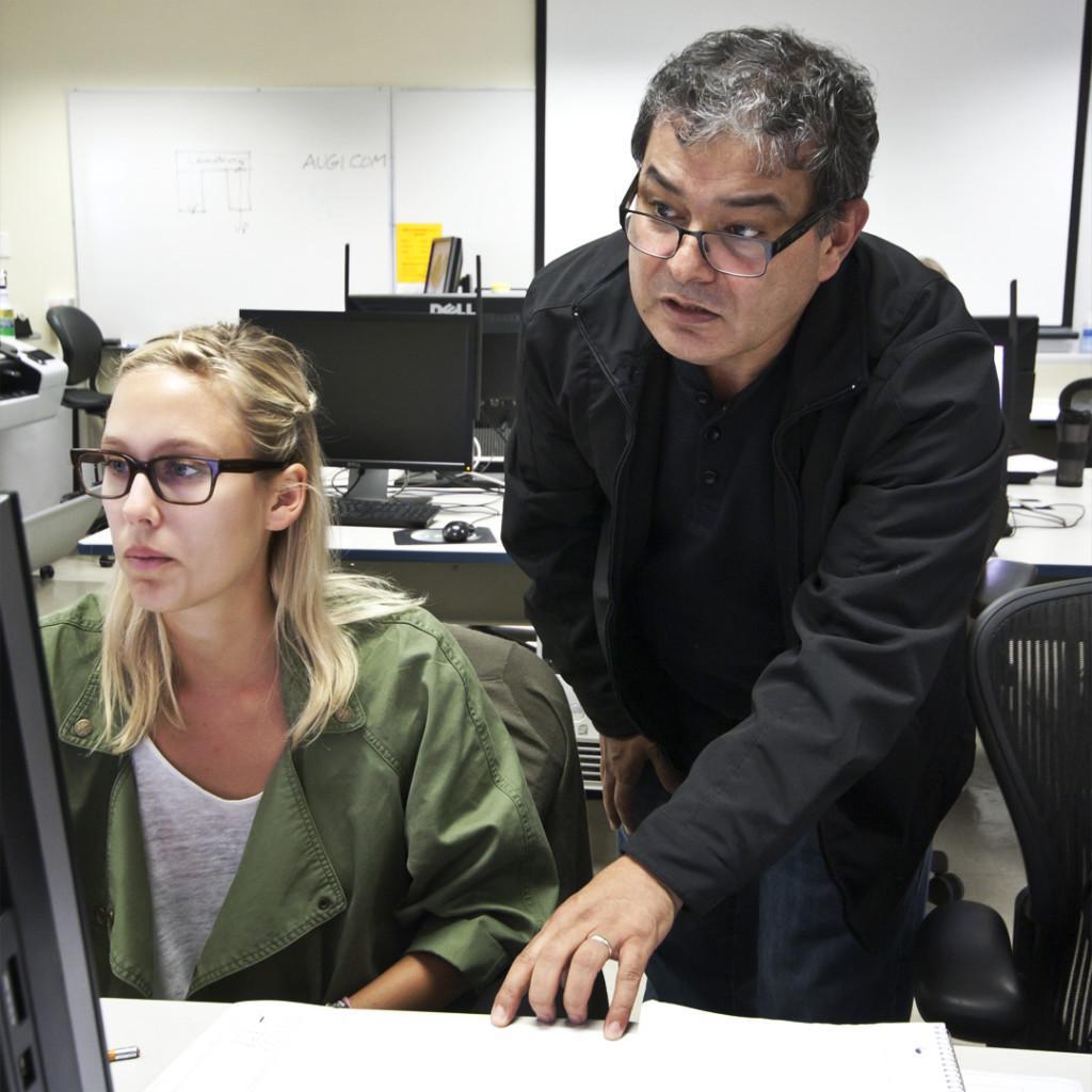 Architecture professor designed CAD software