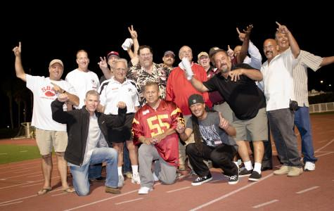 City College honors Championship football team