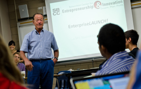 Dr. Anton introduces students to the Enterprise Launch program at 9 a.m. in the IDC Building-Room 211.