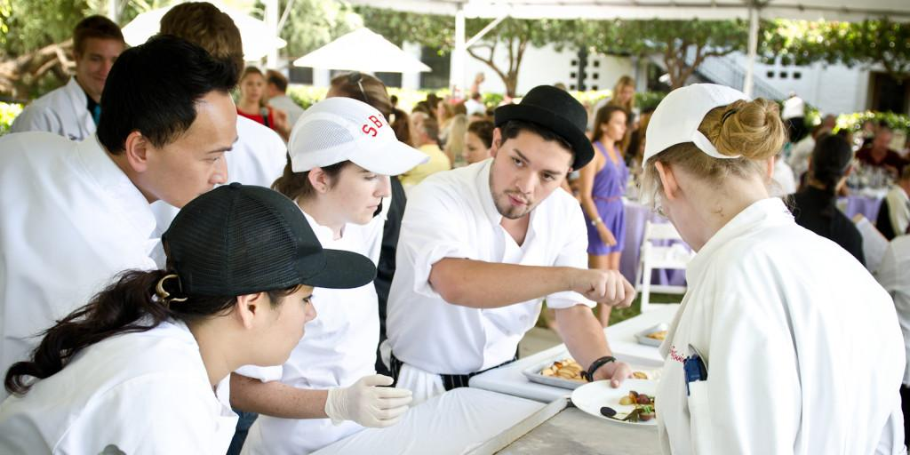 Culinary Department caters Taste of the Town for arthritis prevention