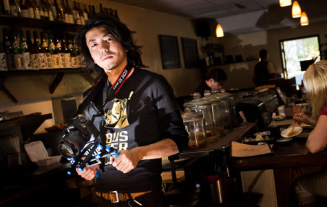Former professional gambler Toshio Ikeda  becomes SBCC SoMA Showcase intern