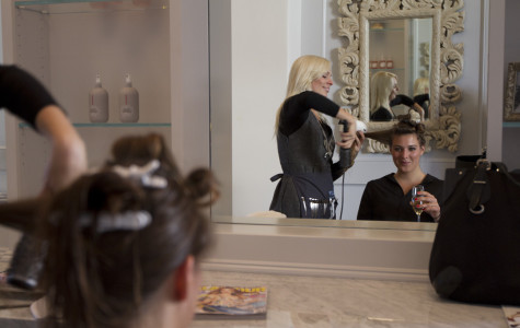 Blow dry bars new way to glam it up
