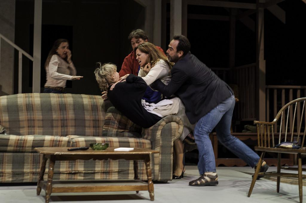 August: Osage County stars Broadway actress in Garvin Theatre