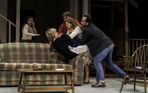 """August: Osage County"" stars Broadway actress in Garvin Theatre"