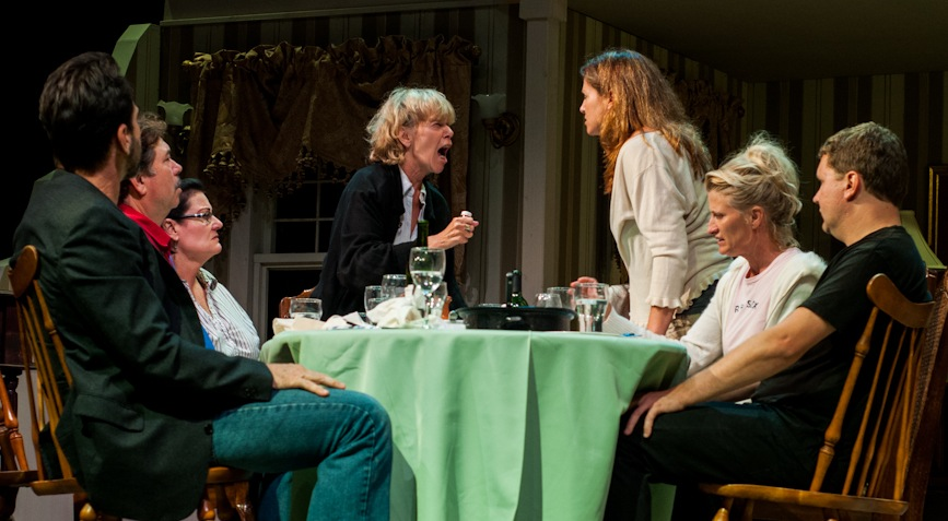 Get to know your mother better: a review of 'August: Osage County'