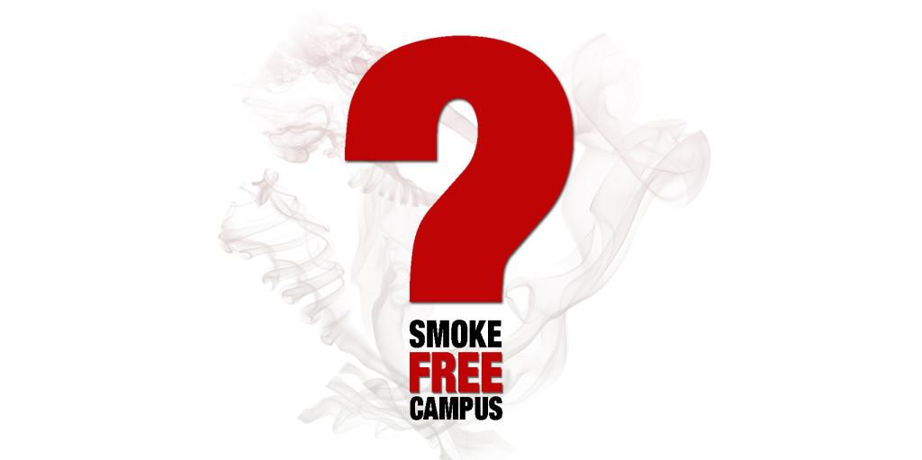 Student Senate trashes smoking proposal