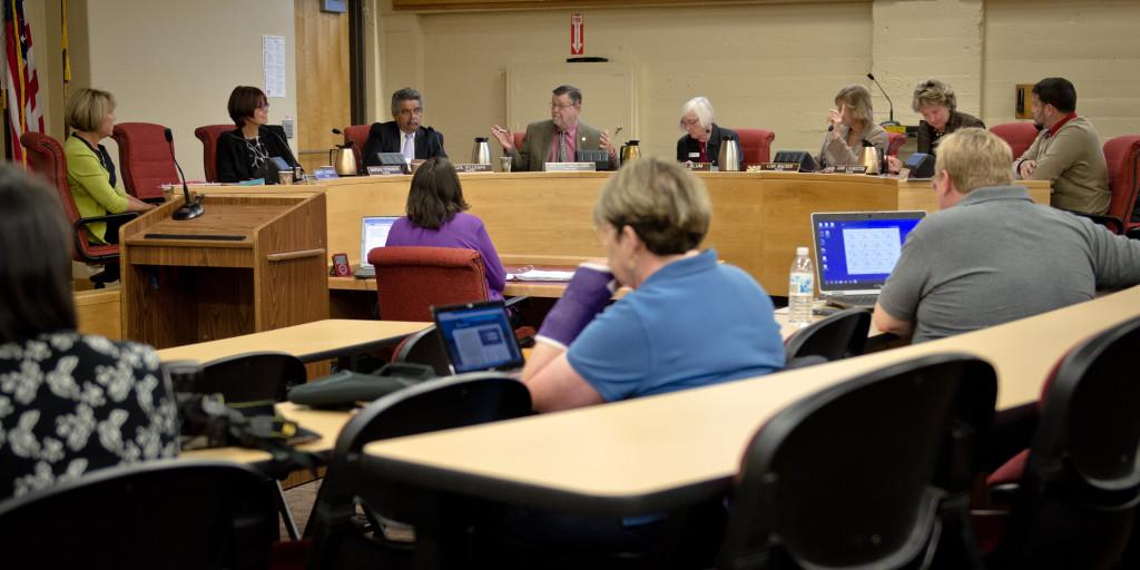 Board approves new classroom building
