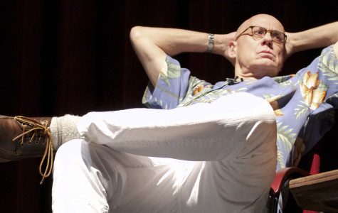The Channels interviews James Ellroy