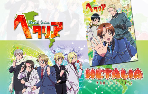 It's an Hetalia world after all: a review of