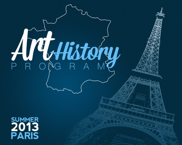 Art students to study abroad in Paris