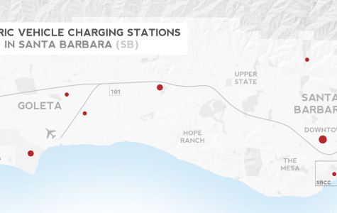SBCC to install vehicle charging stations
