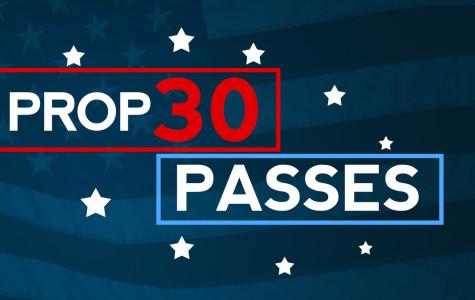 Prop 30 passes