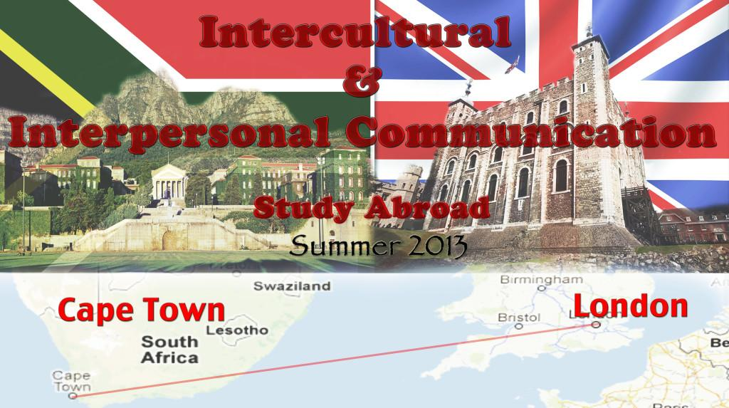 Communication students to study abroad in South Africa and London